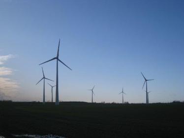 éoliennes Dour